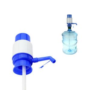 Hand Press Pump Bottled Water Dispenser